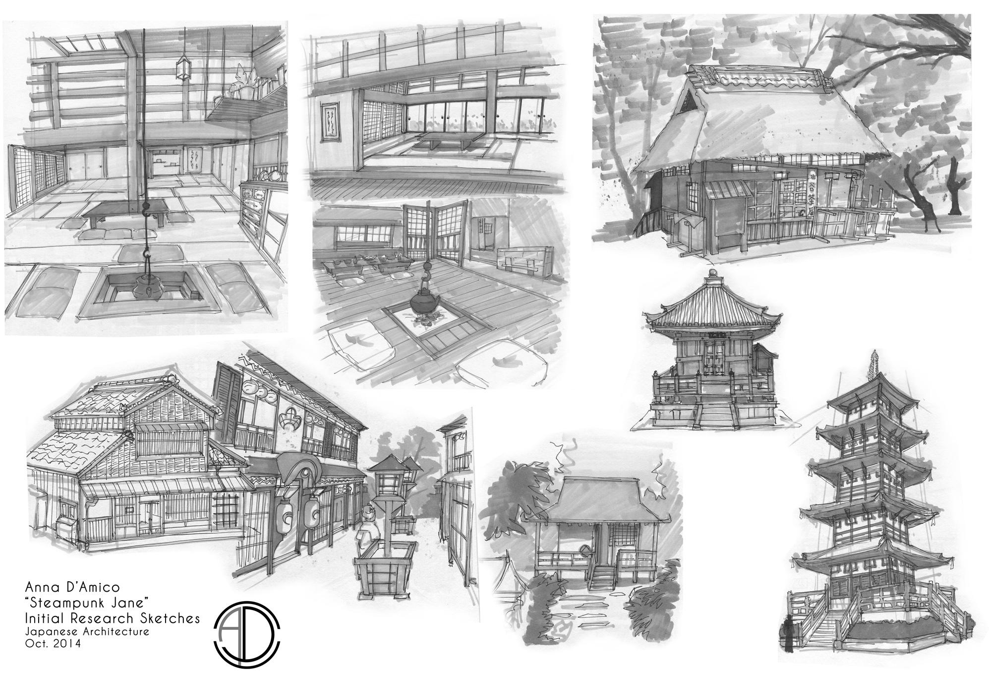 Japan Arch SJane Concept